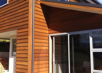 Custom timber work Wanaka